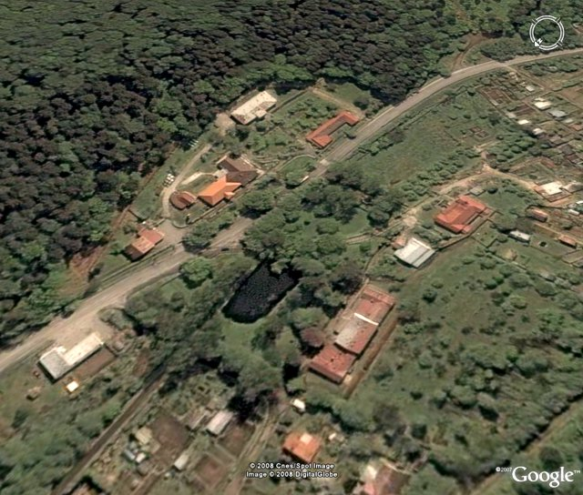 Obrázok: Pohľad na areál ZPS Cemjata