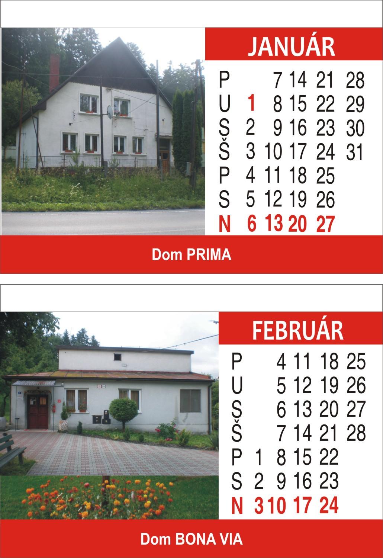 Január- február